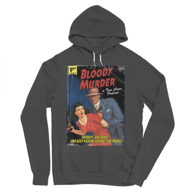 Bloody Murder Pulp Novel Women's Sponge Fleece Pullover Hoody by bloodymurder's Artist Shop