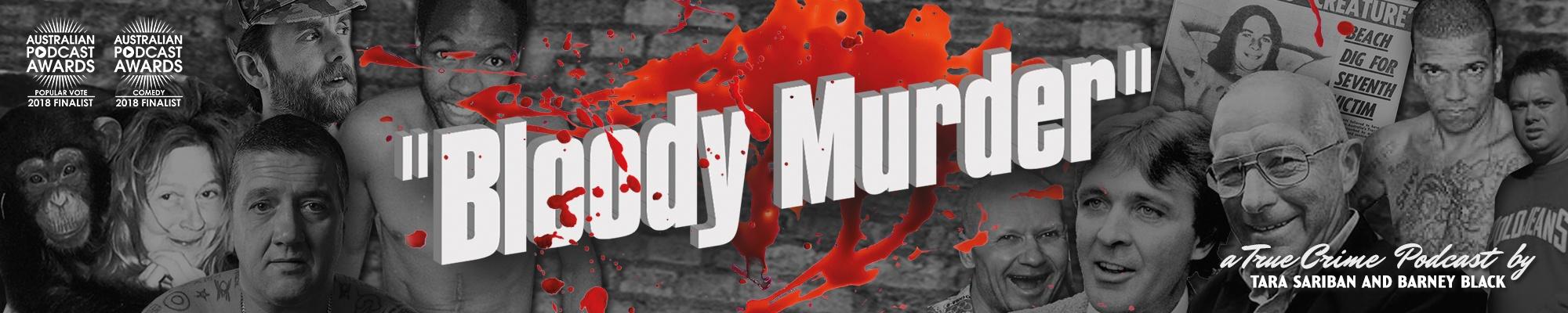 bloodymurder Cover