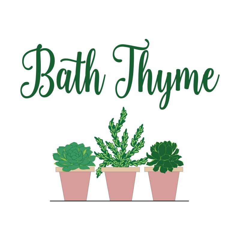 Bath Thyme by Bloom & Grow Radio Shop