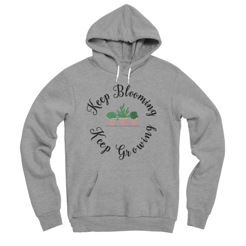 KBKG Circular Women's Sponge Fleece Pullover Hoody by Bloom & Grow Radio Shop
