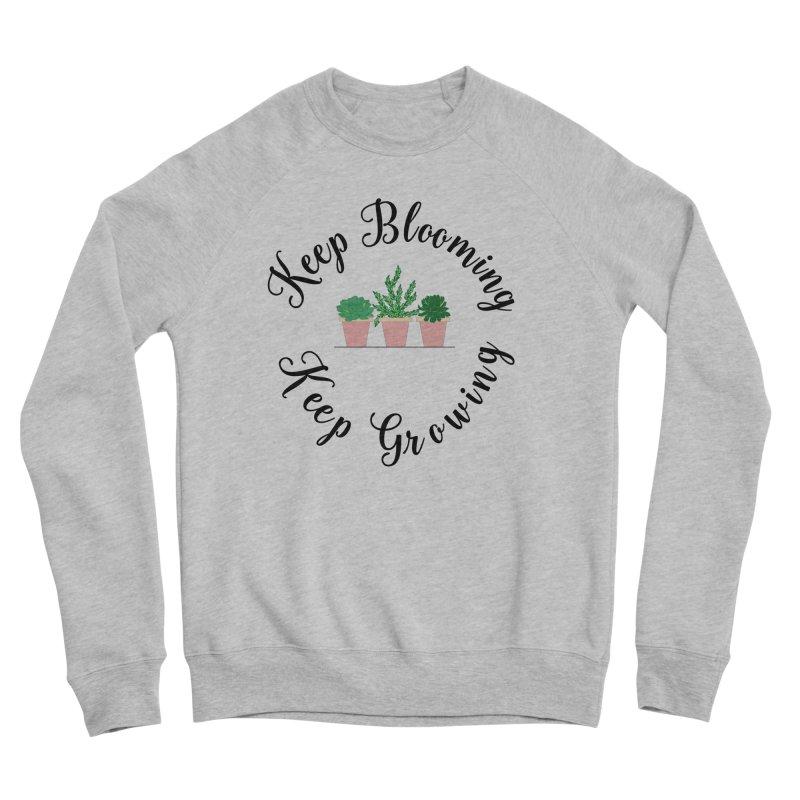 KBKG Circular Women's Sponge Fleece Sweatshirt by Bloom & Grow Radio Shop