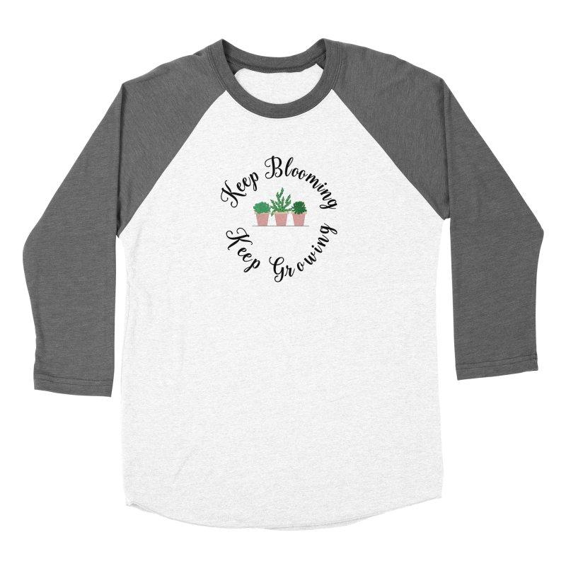 KBKG Circular Women's Longsleeve T-Shirt by Bloom & Grow Radio Shop