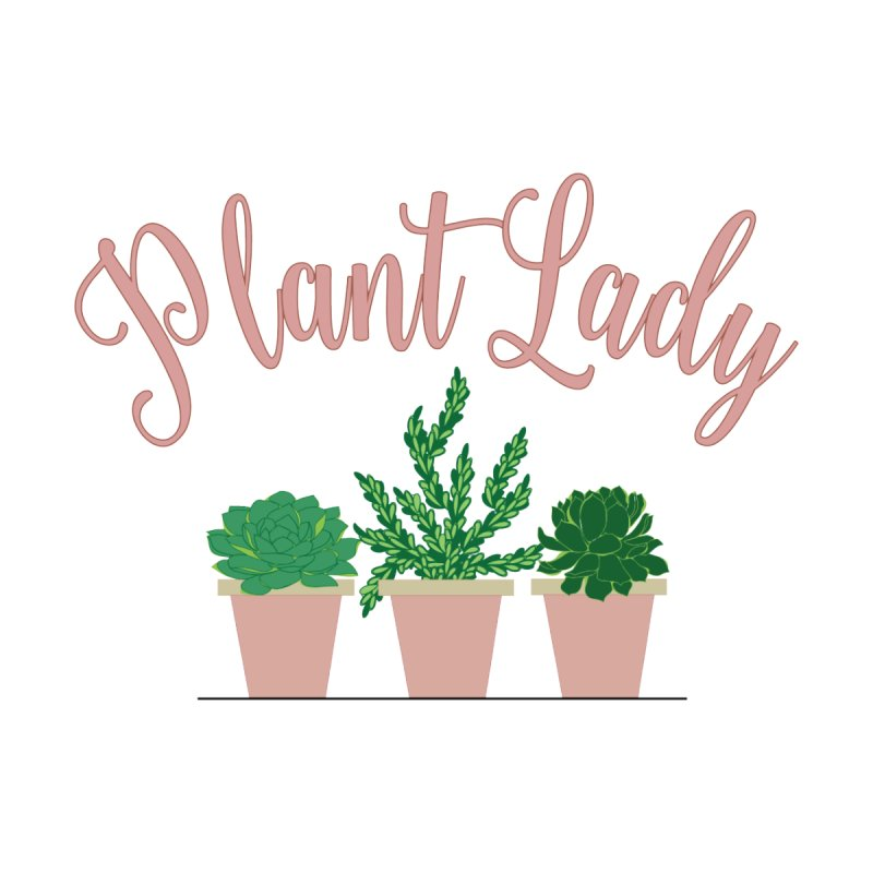 Pink Plant Lady Women's Sweatshirt by Bloom & Grow Radio Shop