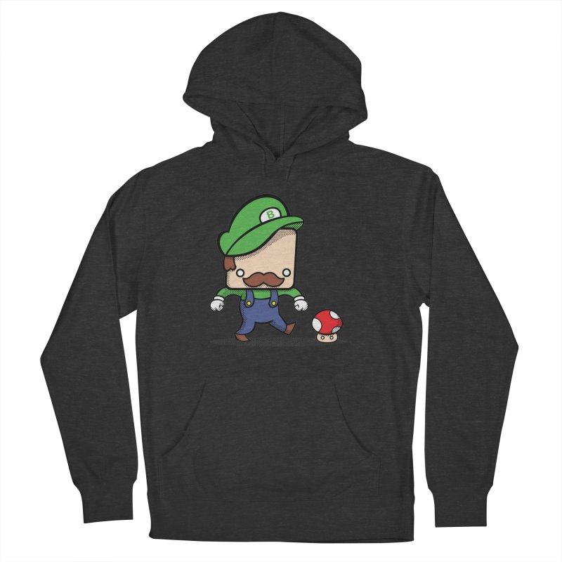 Loving Life Women's Pullover Hoody by Bloque Art