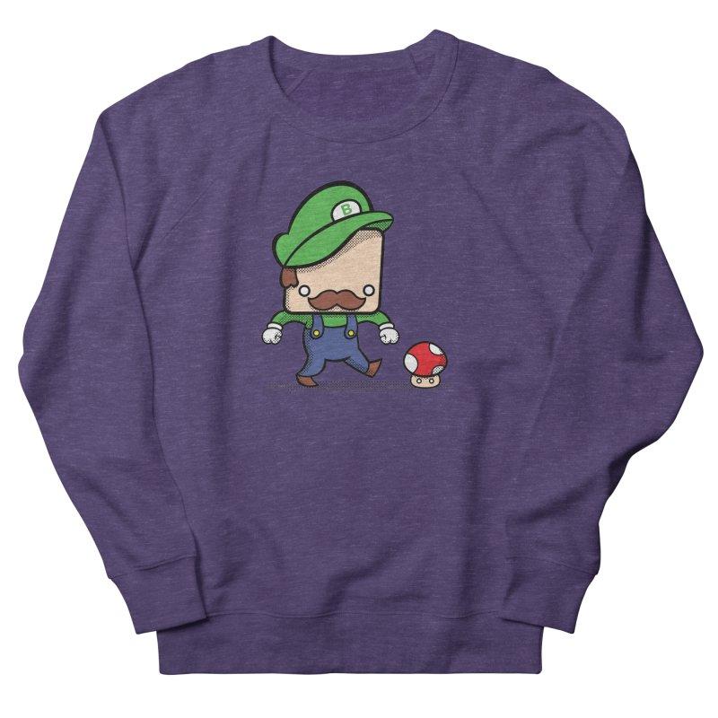 Loving Life Women's Sweatshirt by Bloque Art