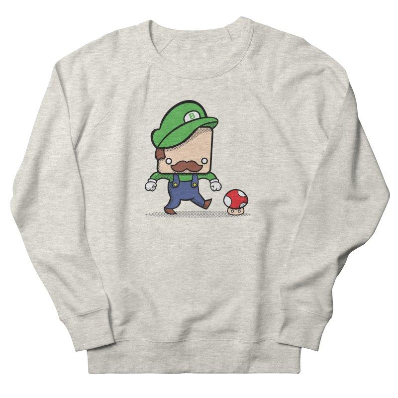 Loving Life Men's Sweatshirt by Bloque Art