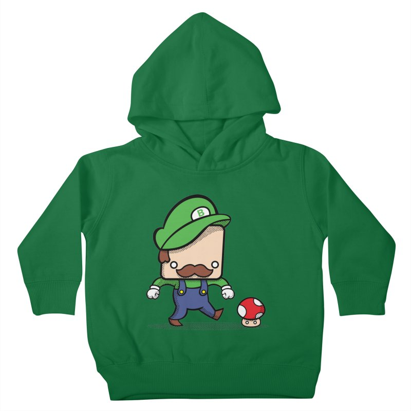 Loving Life Kids Toddler Pullover Hoody by Bloque Art