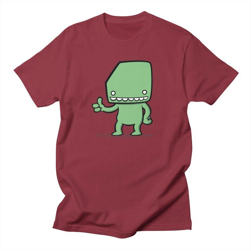 Bloque Classic Men's T-shirt by Bloque Art