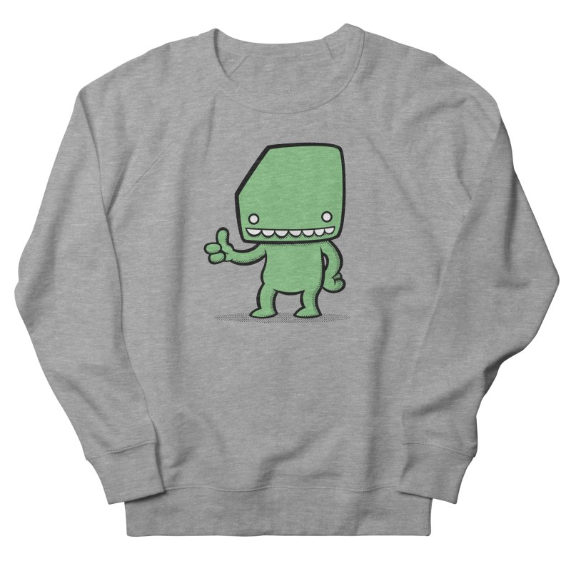 Bloque Classic Men's Sweatshirt by Bloque Art