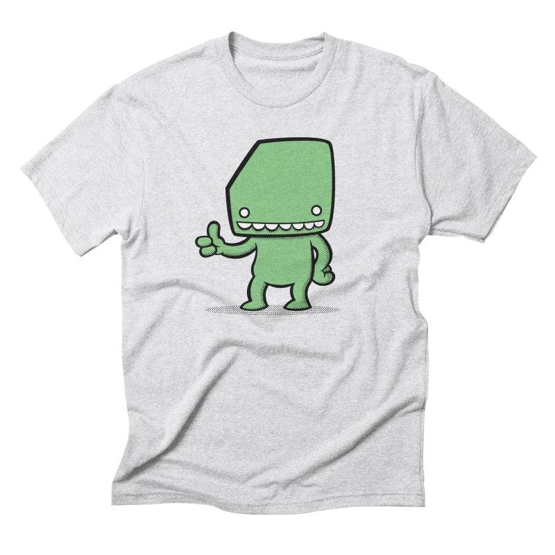 Bloque Classic Men's Triblend T-Shirt by Bloque Art