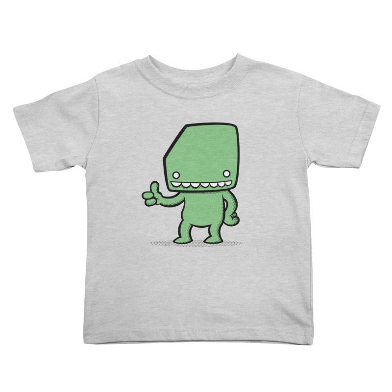 Bloque Classic Kids Toddler T-Shirt by Bloque Art