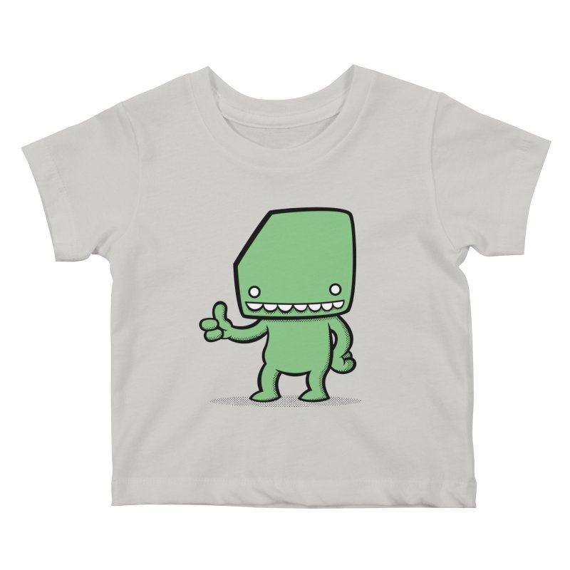 Bloque Classic Kids Baby T-Shirt by Bloque Art
