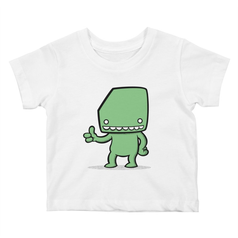 Bloque Classic Kids Baby T-Shirt by Bloque Art