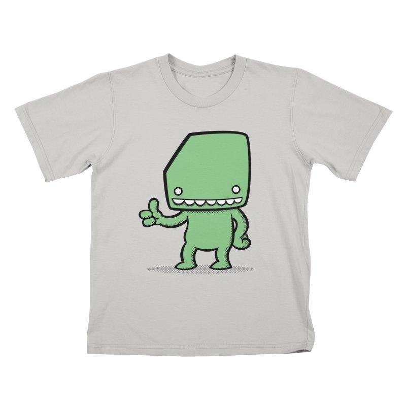 Bloque Classic Kids T-shirt by Bloque Art