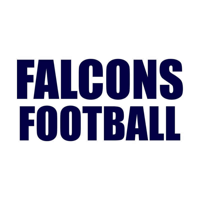 Falcons Football by Blue Chip Mindset