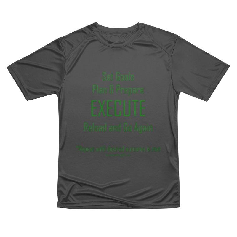 POA Men's Performance T-Shirt by Blue Chip Mindset
