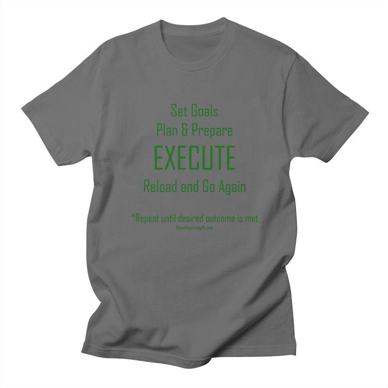 POA Men's Regular T-Shirt by Blue Chip Mindset