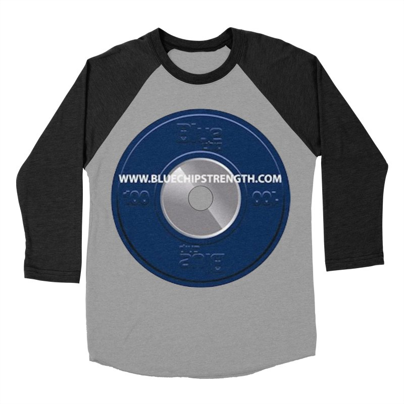 The Logo (Available in multiple colors) Women's Longsleeve T-Shirt by Blue Chip Mindset