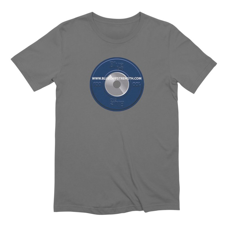 The Logo (Available in multiple colors) Men's Extra Soft T-Shirt by Blue Chip Mindset