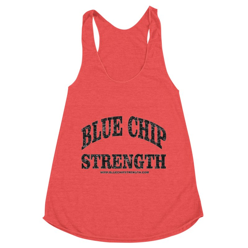 Blue Chip (Available in multiple colors) Women's Tank by Blue Chip Mindset