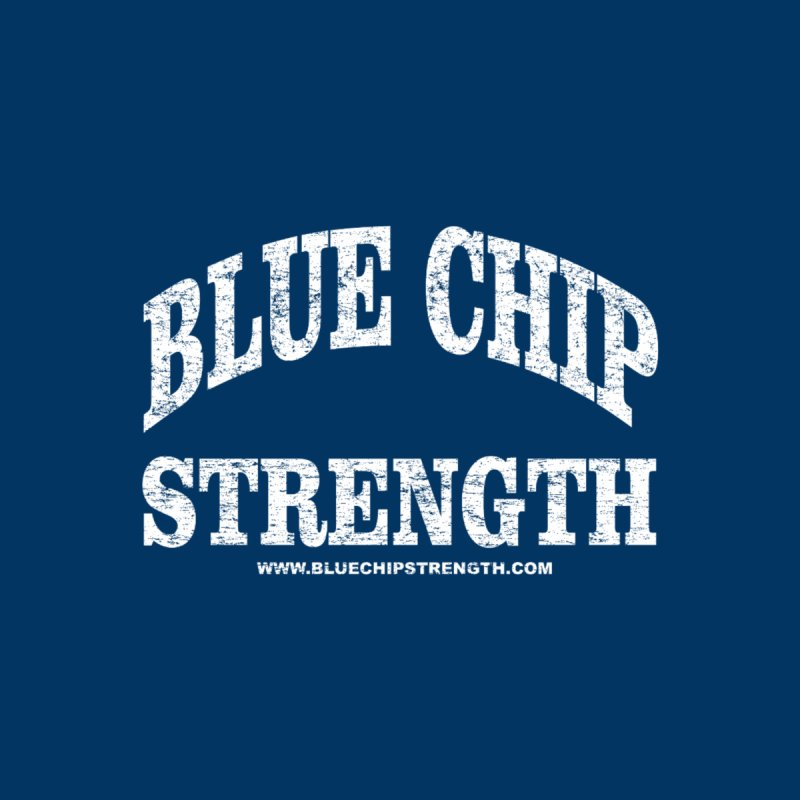 Blue Chip (Available in multiple colors) Men's T-Shirt by Blue Chip Mindset