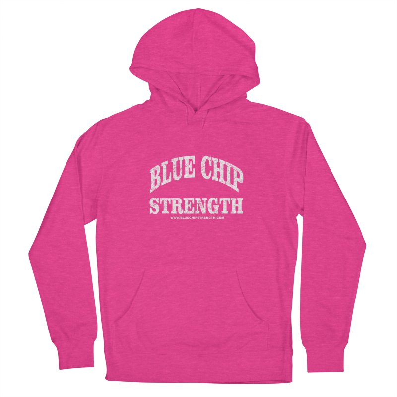 Blue Chip (Available in multiple colors) Women's French Terry Pullover Hoody by Blue Chip Mindset