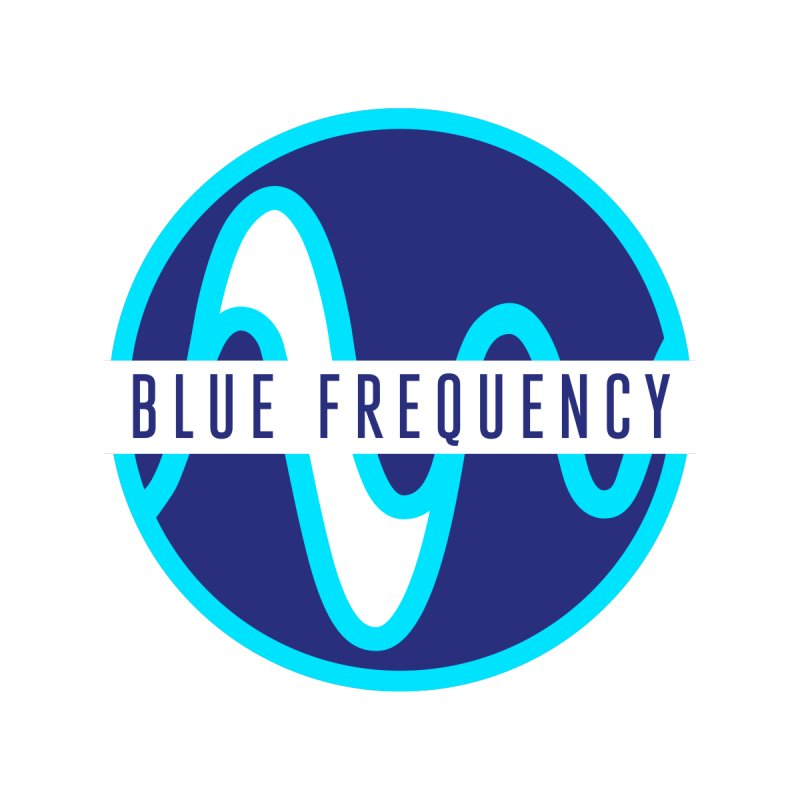Blue Frequency Classic Men's Heavyweight T-Shirt by bluefrequency's Artist Shop
