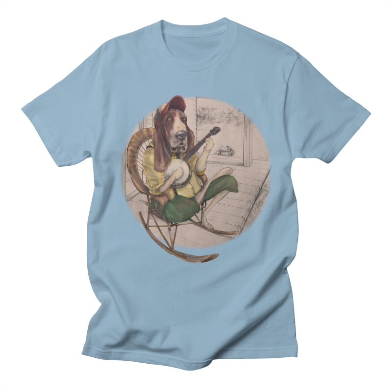 Bluegrass Men's T-shirt by bluesdog's Shop
