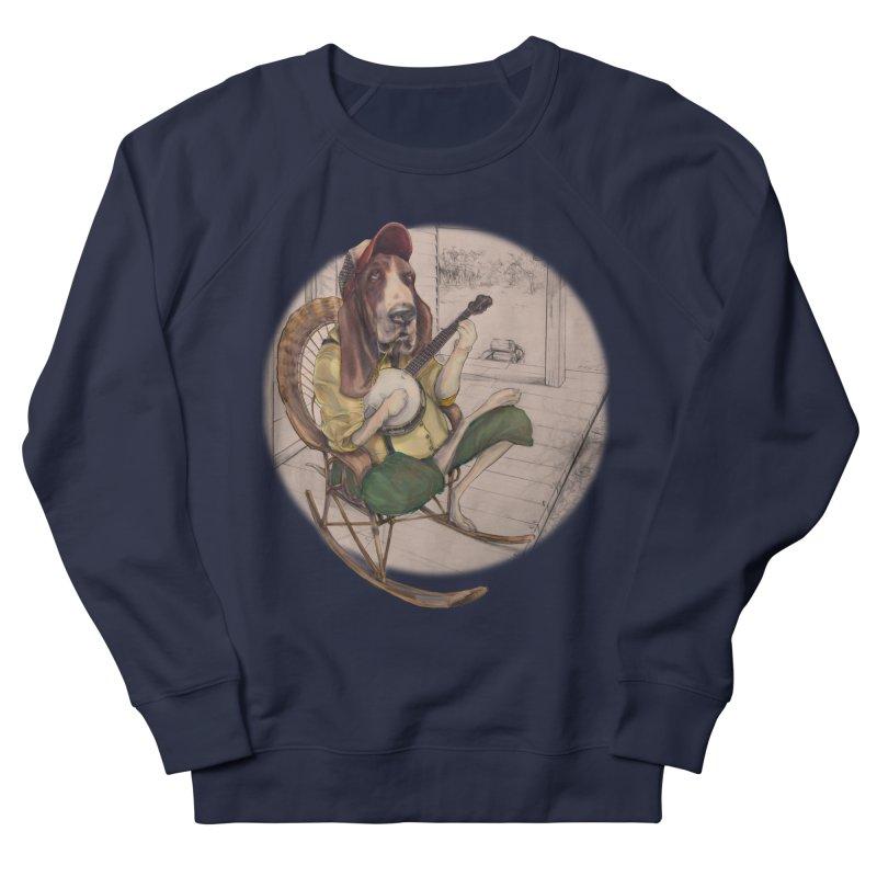 Bluegrass Women's French Terry Sweatshirt by bluesdog's Shop