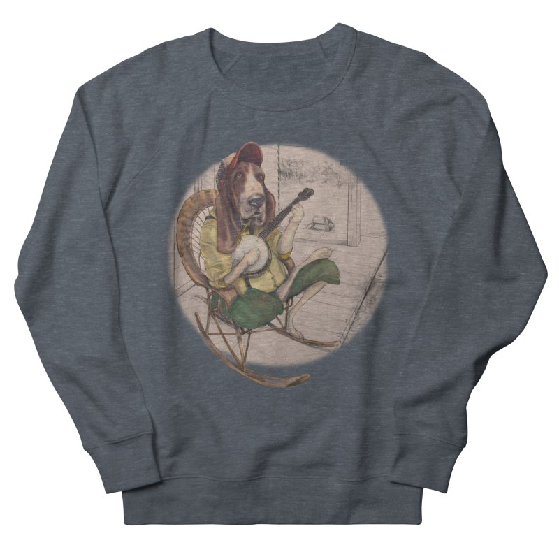 Bluegrass Men's Sweatshirt by bluesdog's Shop