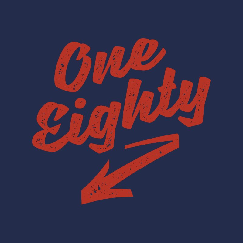One Eighty Stamp by Blue Sky Youth