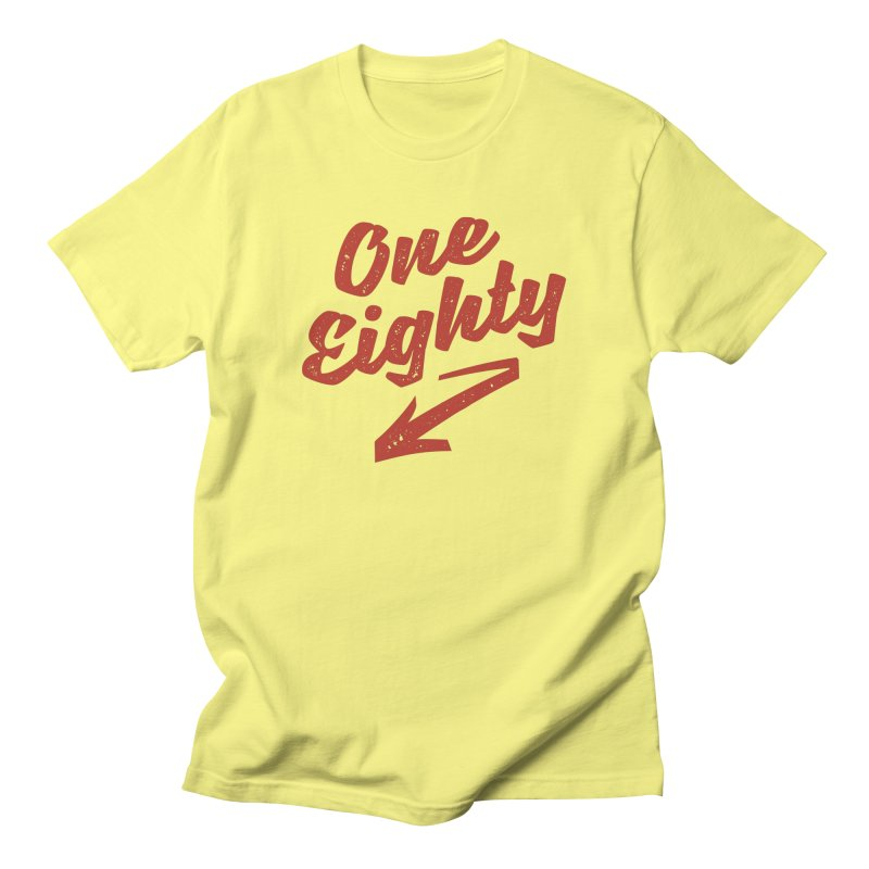 One Eighty Stamp Men's T-Shirt by Blue Sky Youth