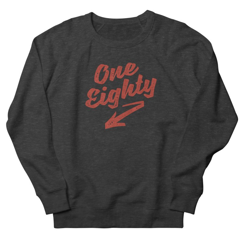 One Eighty Stamp Women's Sweatshirt by Blue Sky Youth