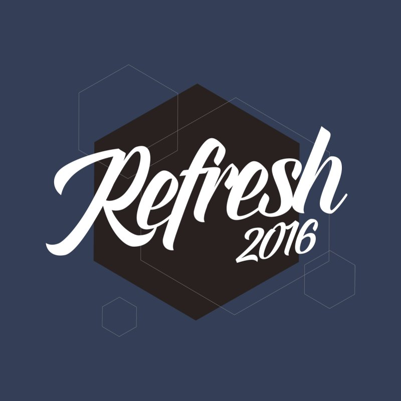 Refresh: 2016 Women's Sweatshirt by Blue Sky Youth