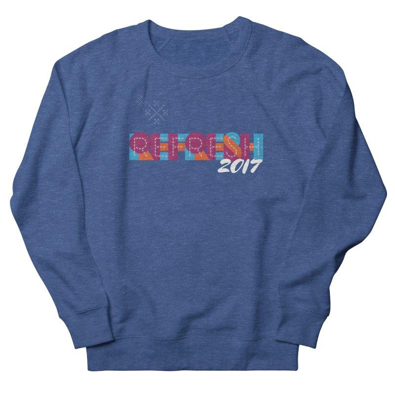 Refresh: 2017 Women's Sweatshirt by Blue Sky Youth