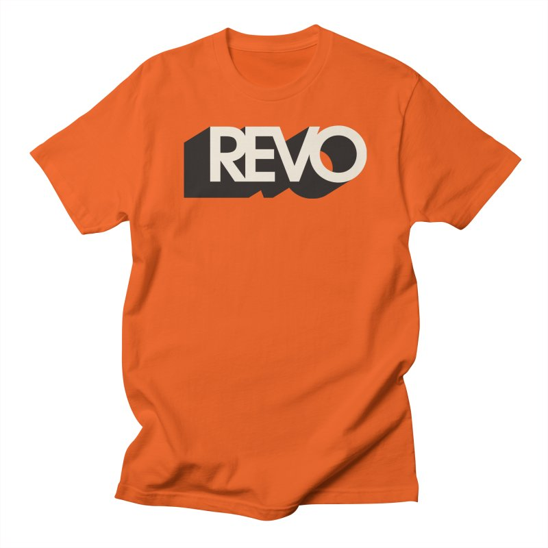 Revo Vintage Men's T-Shirt by Blue Sky Youth