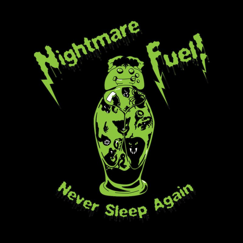 Nightmare Fuel Men's T-Shirt by bluetea1400's Artist Shop