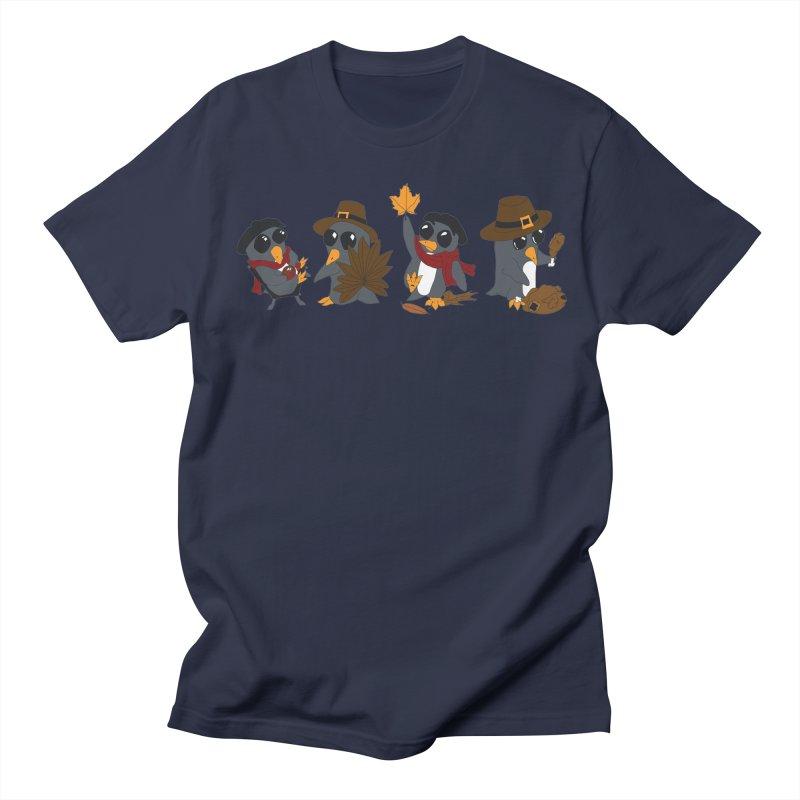 Fall line up Men's Regular T-Shirt by bluetea1400's Artist Shop