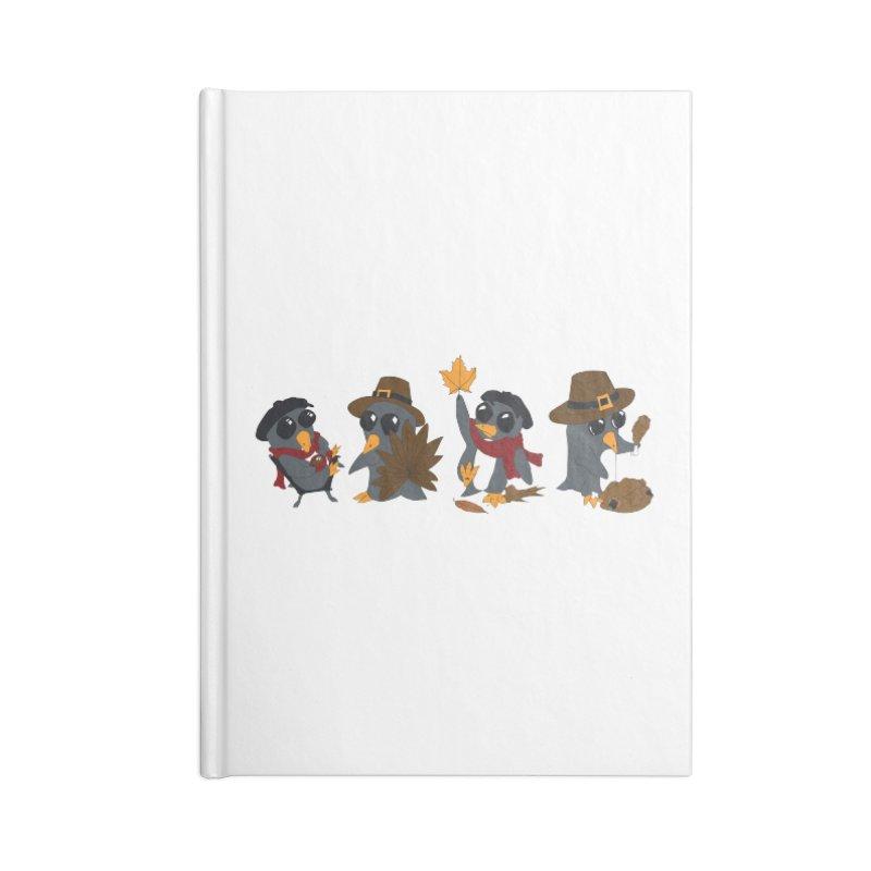 Fall line up Accessories Blank Journal Notebook by bluetea1400's Artist Shop