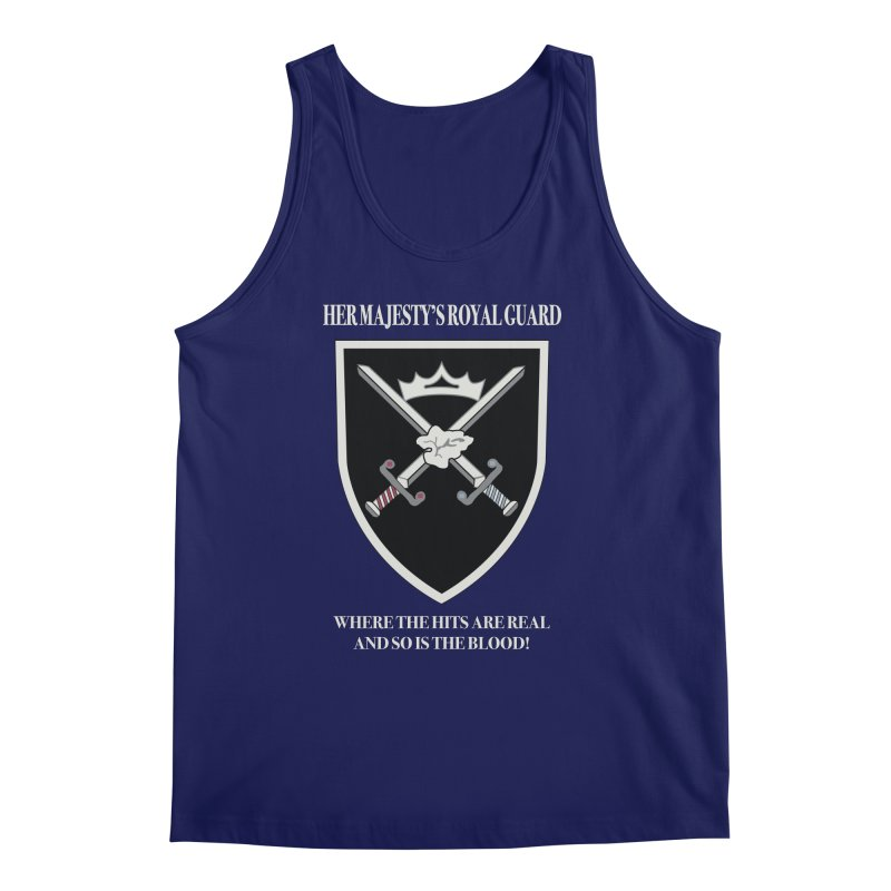 Her Majesty's Royal Guard Men's Regular Tank by bluetea1400's Artist Shop