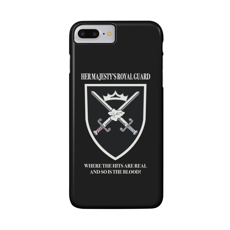 Her Majesty's Royal Guard Accessories Phone Case by bluetea1400's Artist Shop