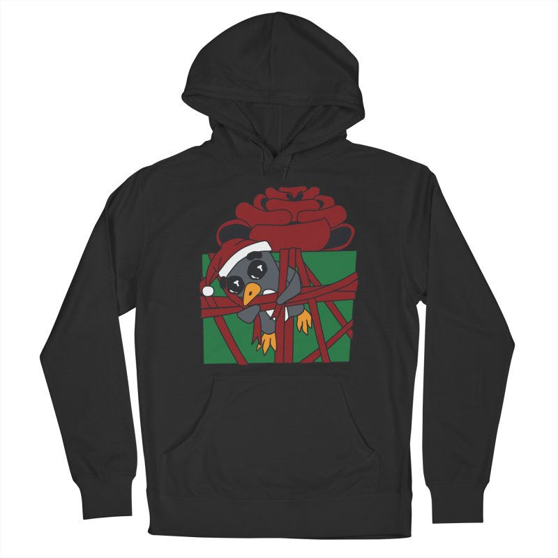 Getting Wrapped up in the Holidays Women's Pullover Hoody by bluetea1400's Artist Shop