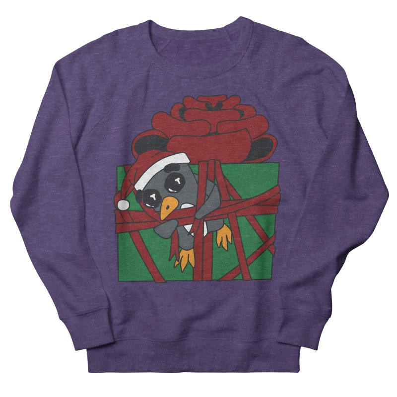 Getting Wrapped up in the Holidays Women's Sweatshirt by bluetea1400's Artist Shop