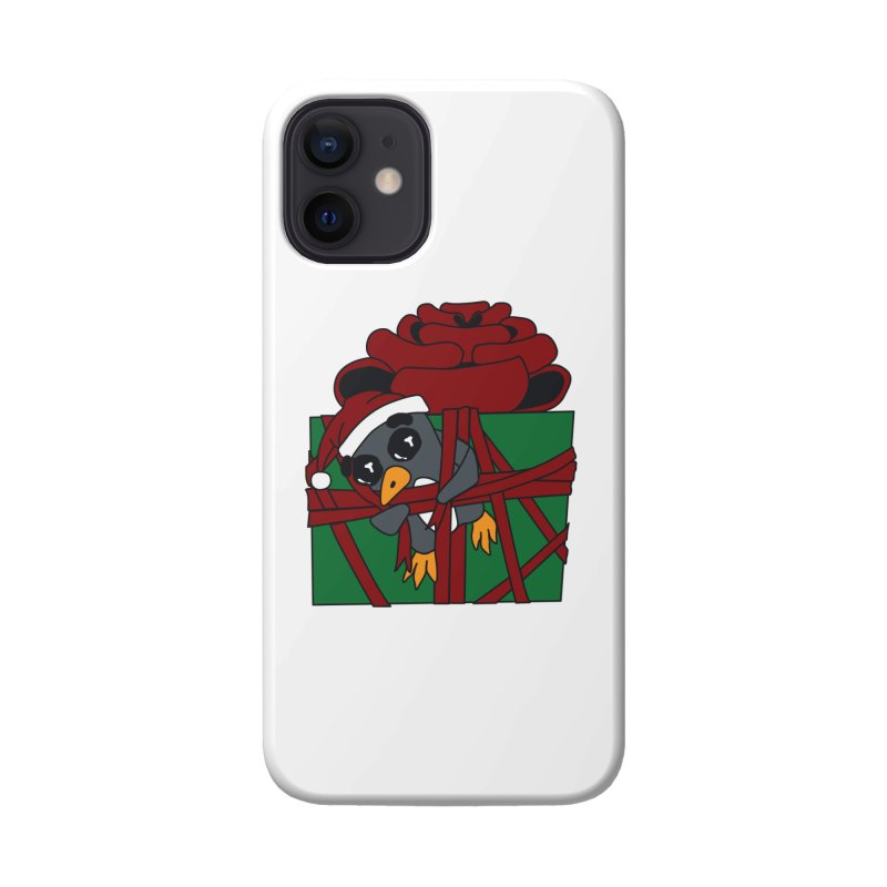 Getting Wrapped up in the Holidays Accessories Phone Case by bluetea1400's Artist Shop