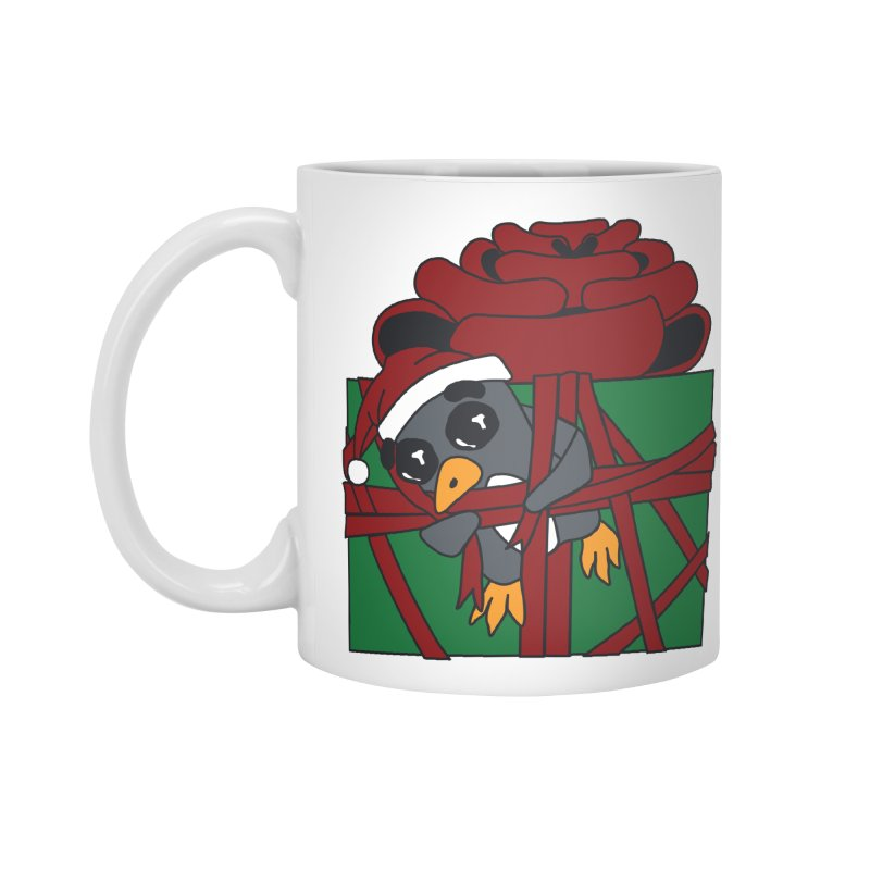 Getting Wrapped up in the Holidays Accessories Mug by bluetea1400's Artist Shop