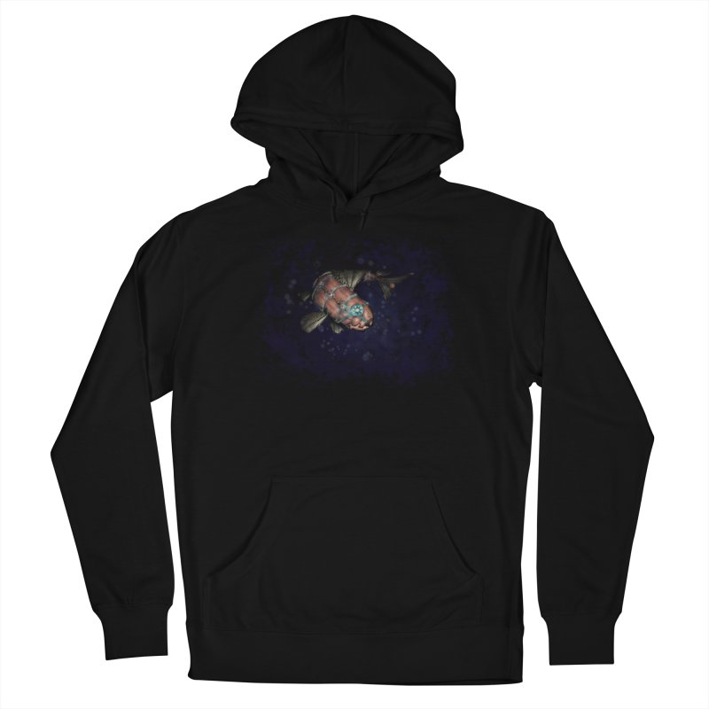 Mecha Carp Men's Pullover Hoody by bluetea1400's Artist Shop