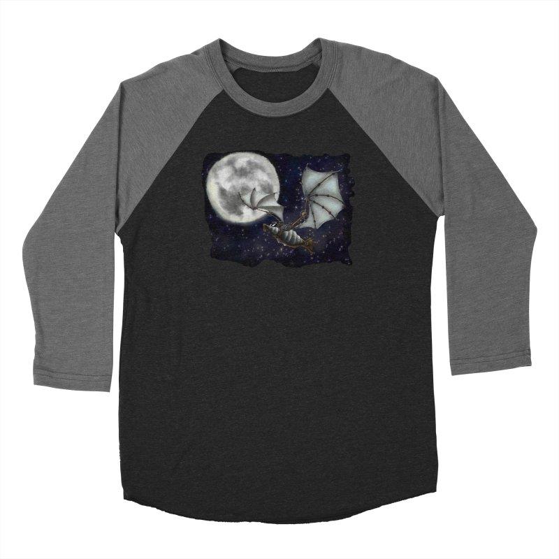 Mecha Bat Women's Longsleeve T-Shirt by bluetea1400's Artist Shop