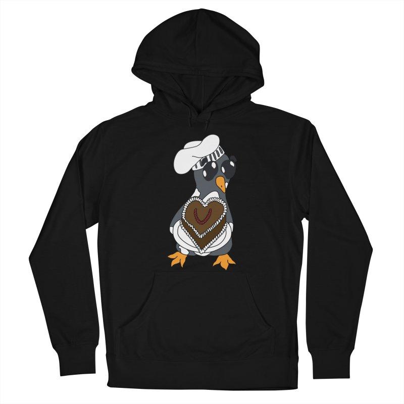 <3 U, baked Men's Pullover Hoody by bluetea1400's Artist Shop