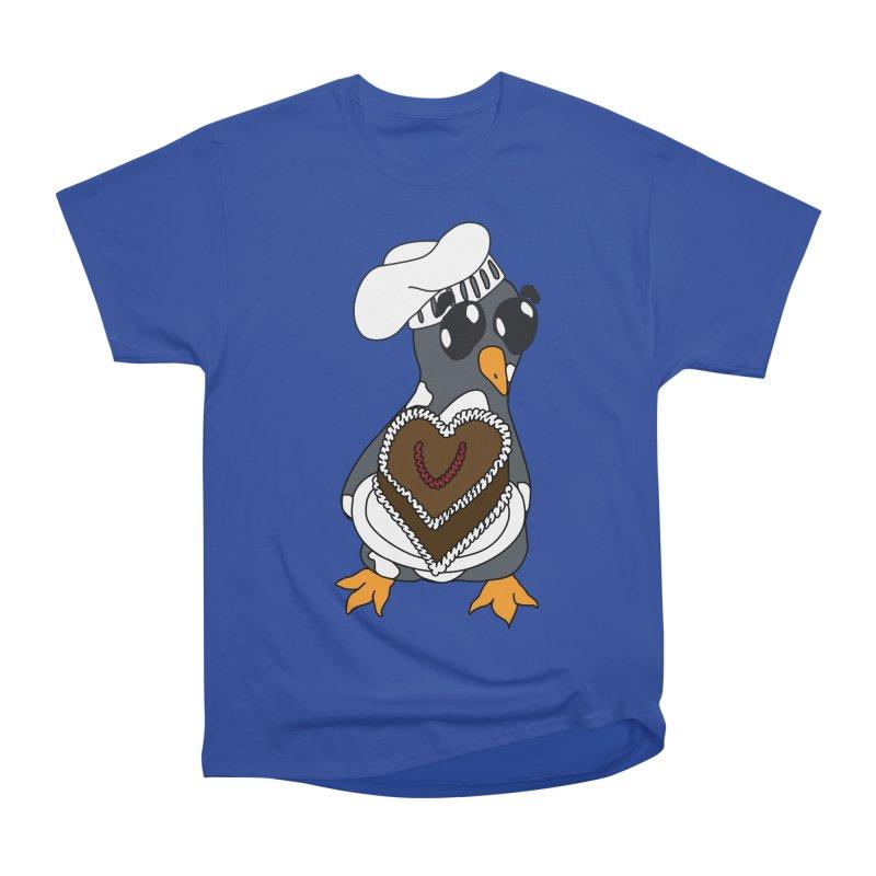 <3 U, baked Women's Heavyweight Unisex T-Shirt by bluetea1400's Artist Shop