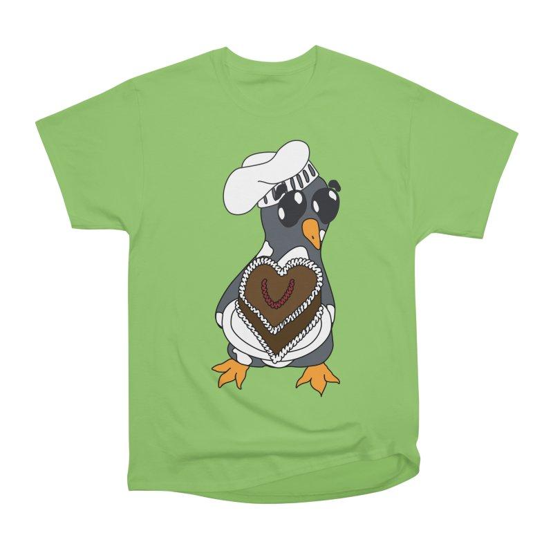 <3 U, baked Men's Heavyweight T-Shirt by bluetea1400's Artist Shop